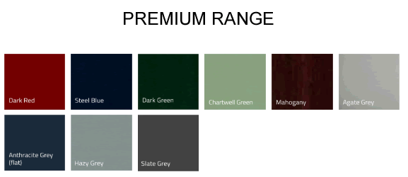 PREMIUM WINDOW RANGE